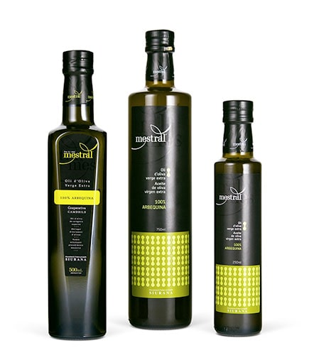 Aceite Mestral