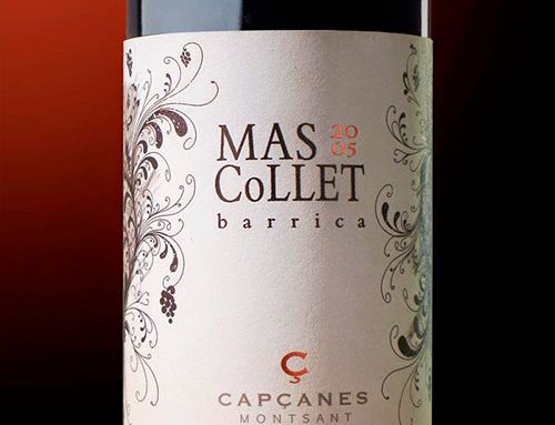 Mas Collet 2011, puntuat en la Guía Intervinos 2014